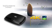 amlogic Smart TV box android tv box Internet player iptv mini pc