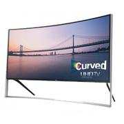 Samsung UHD 4K HU9000 Series Curved Smart TV - 78 Class