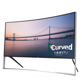 Samsung UHD 105S9 Series Curved Smart TV