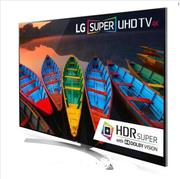 LG 86UH9500 86-Inch 4K Ultra HD Smart LED TV